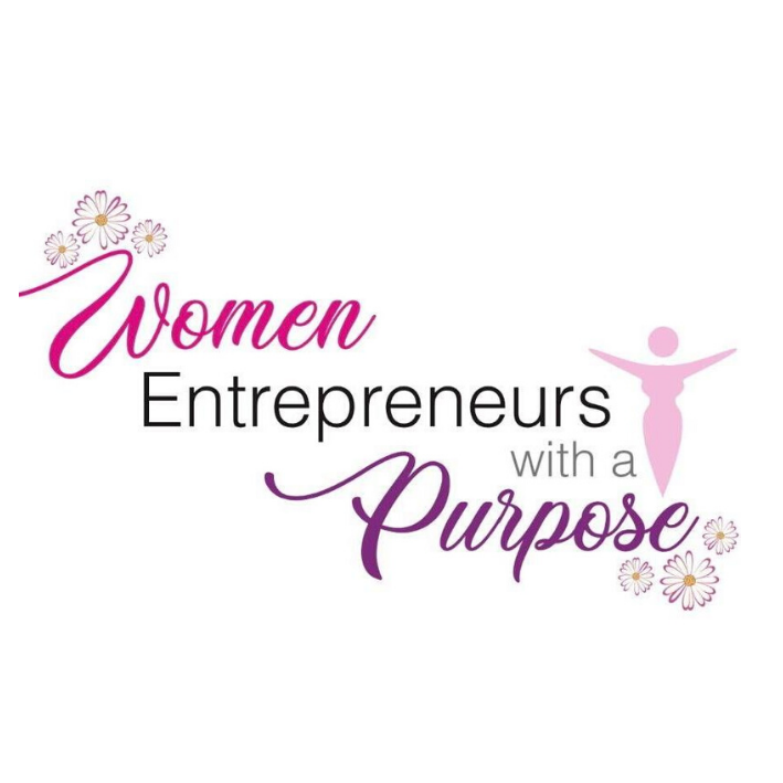 Women Entrepreneurs with a Purpose logo