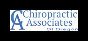 Chiropractic Associates of Oregon logo