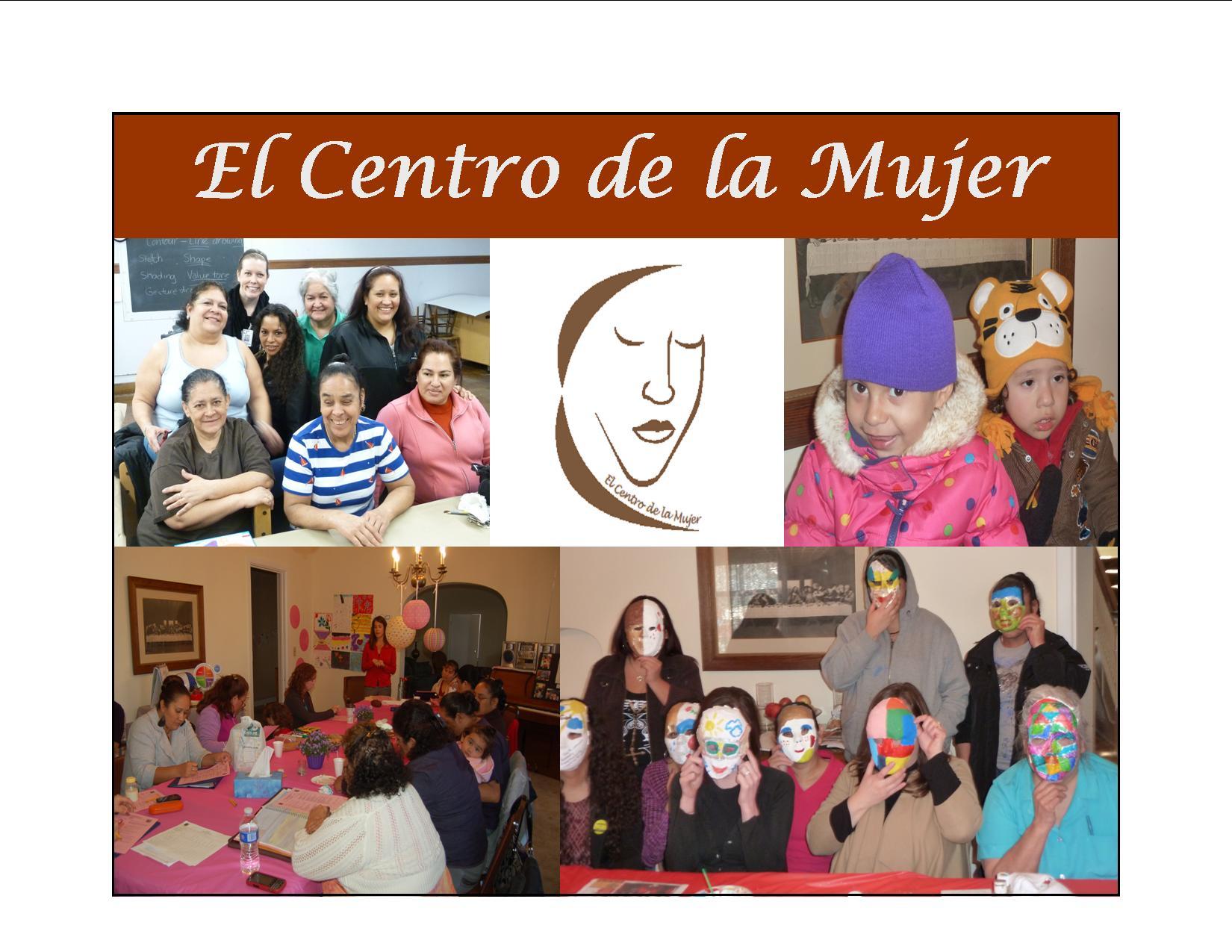 El Centro de la Mujer logo