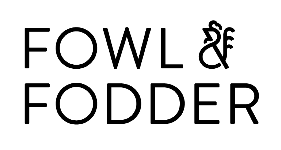 Fowl and Fodder logo
