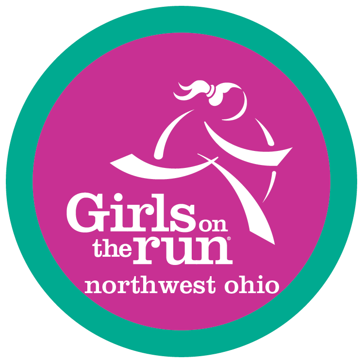 Girls on the Run of Northwest Ohio logo