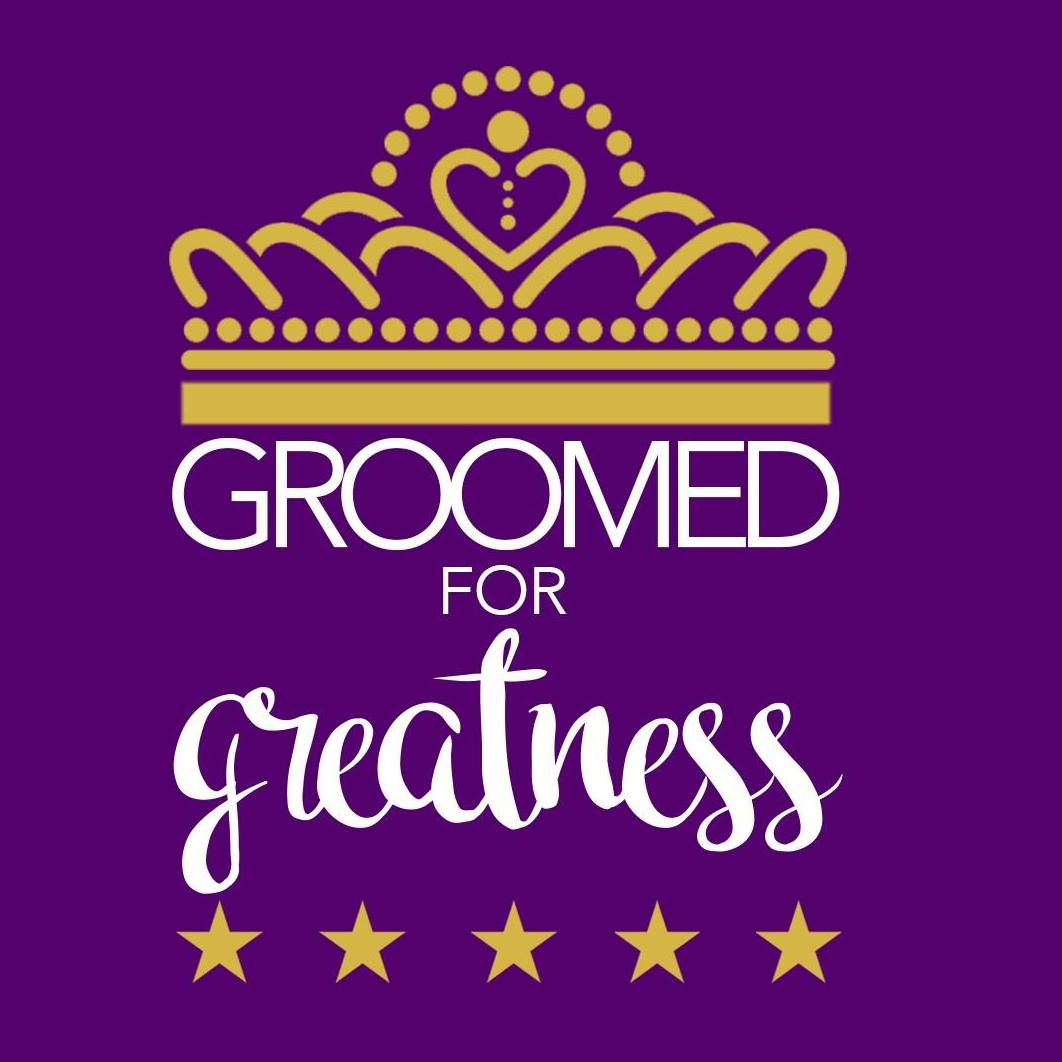 Groomed for Greatness logo