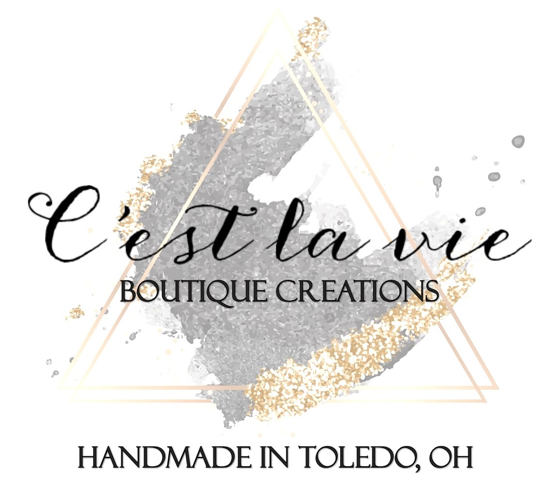 C'est La Vie Boutique Creations logo