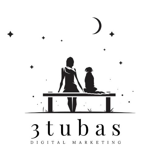 Logo for 3tubas Digital Marketing