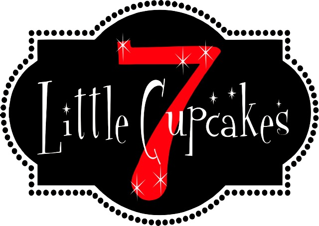 7 Little Cupcakes logo