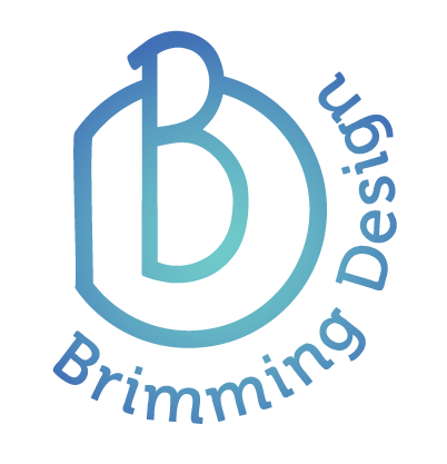 Brimming Design logo