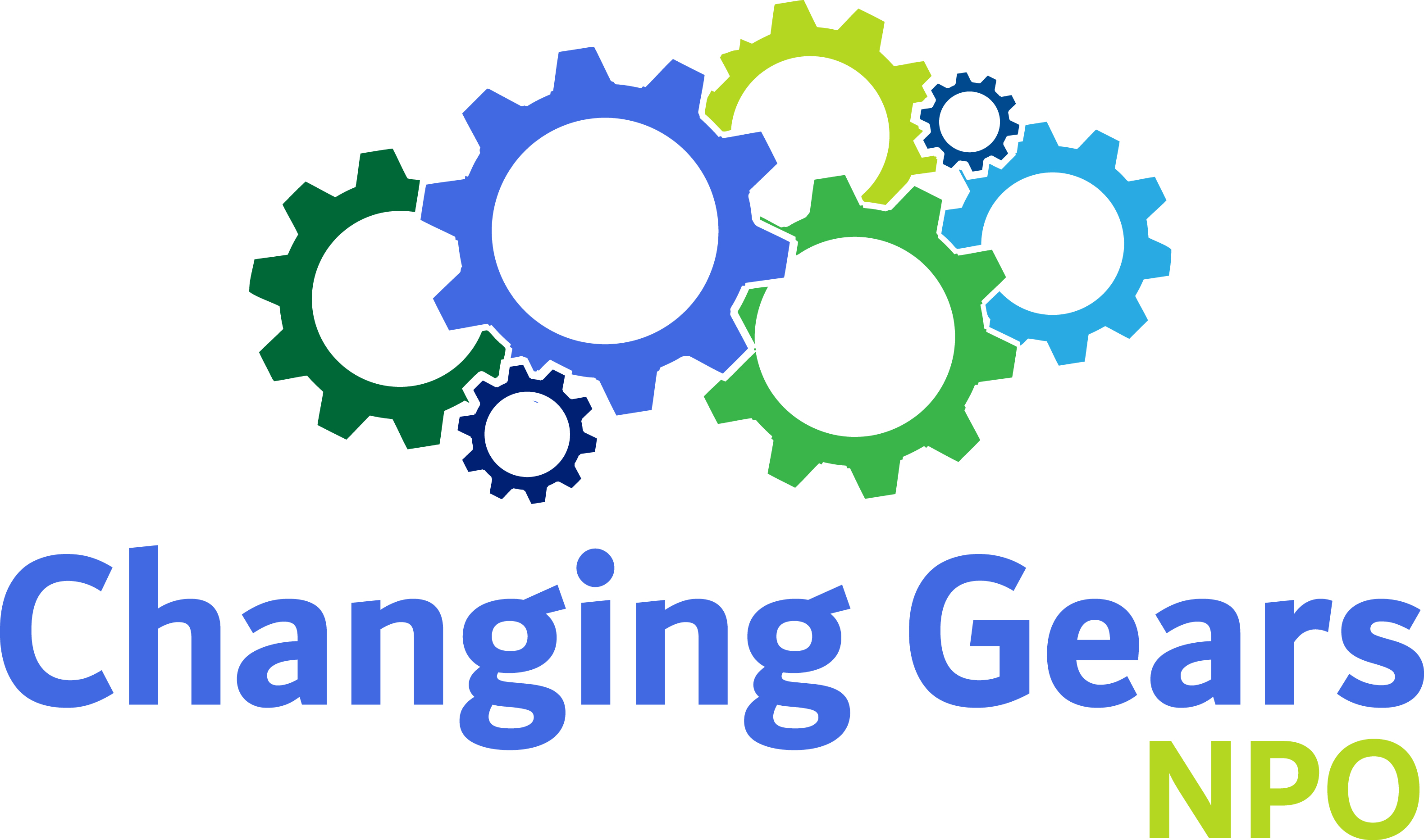Changing Gears NPO logo
