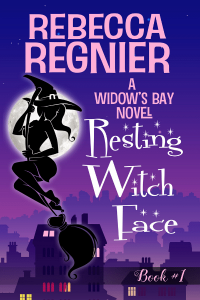 Resting Witch Face - A Widow's Bay Novel