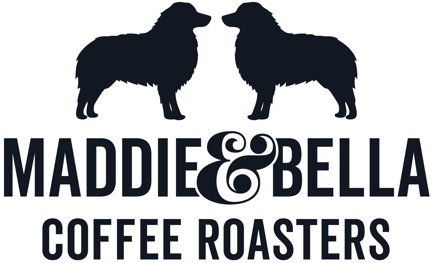 Maddie & Bella Coffee Roasters logo