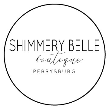 Shimmery Belle Boutique Perrysburg logo