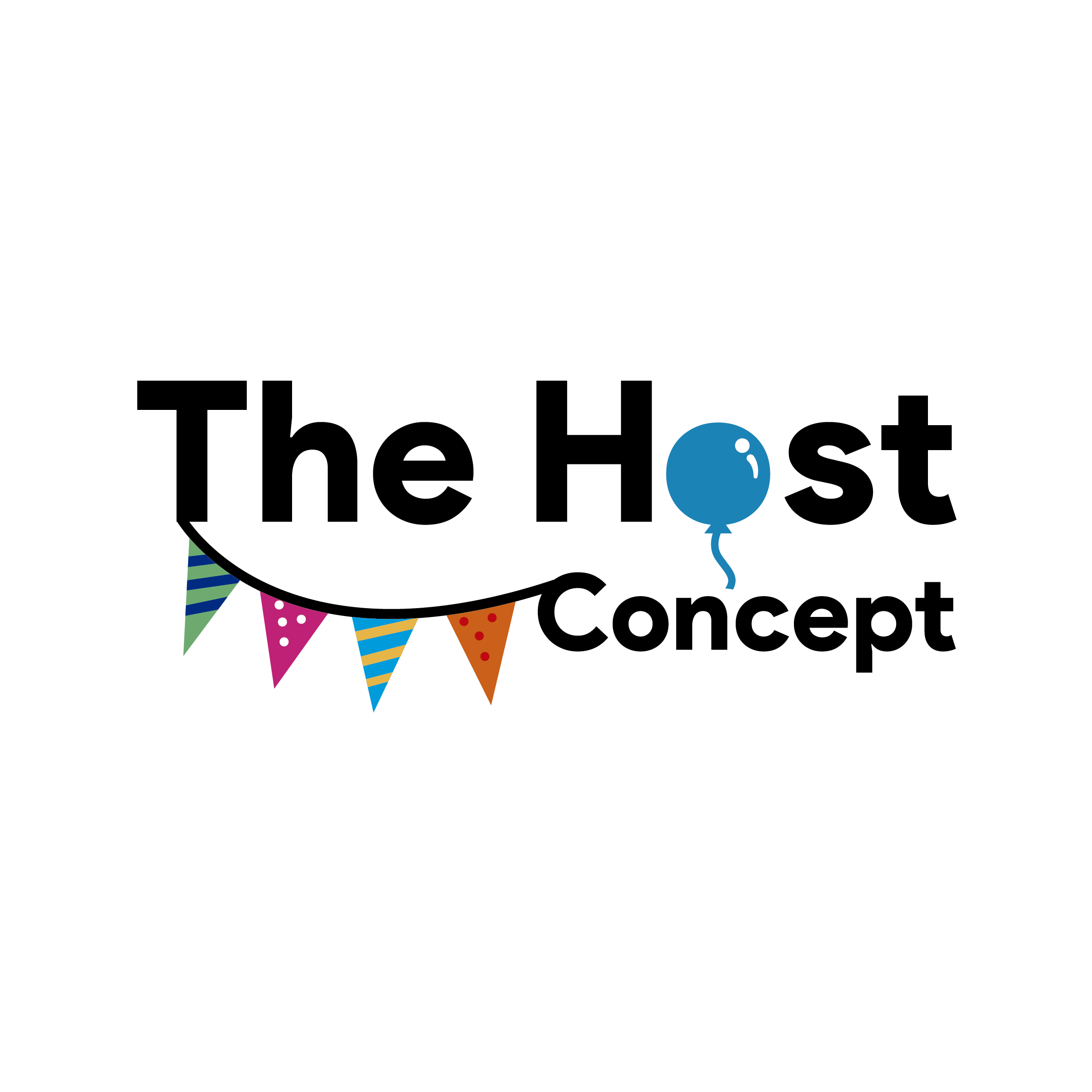 The Host Concept LLC logo
