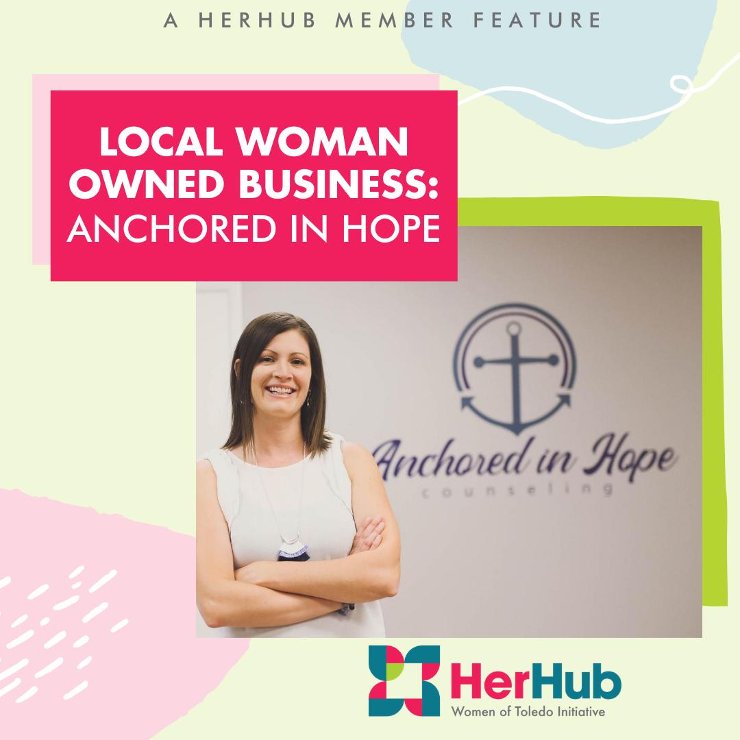HerHub Member Spotlight – Krista McCulloch- Anchored in Hope