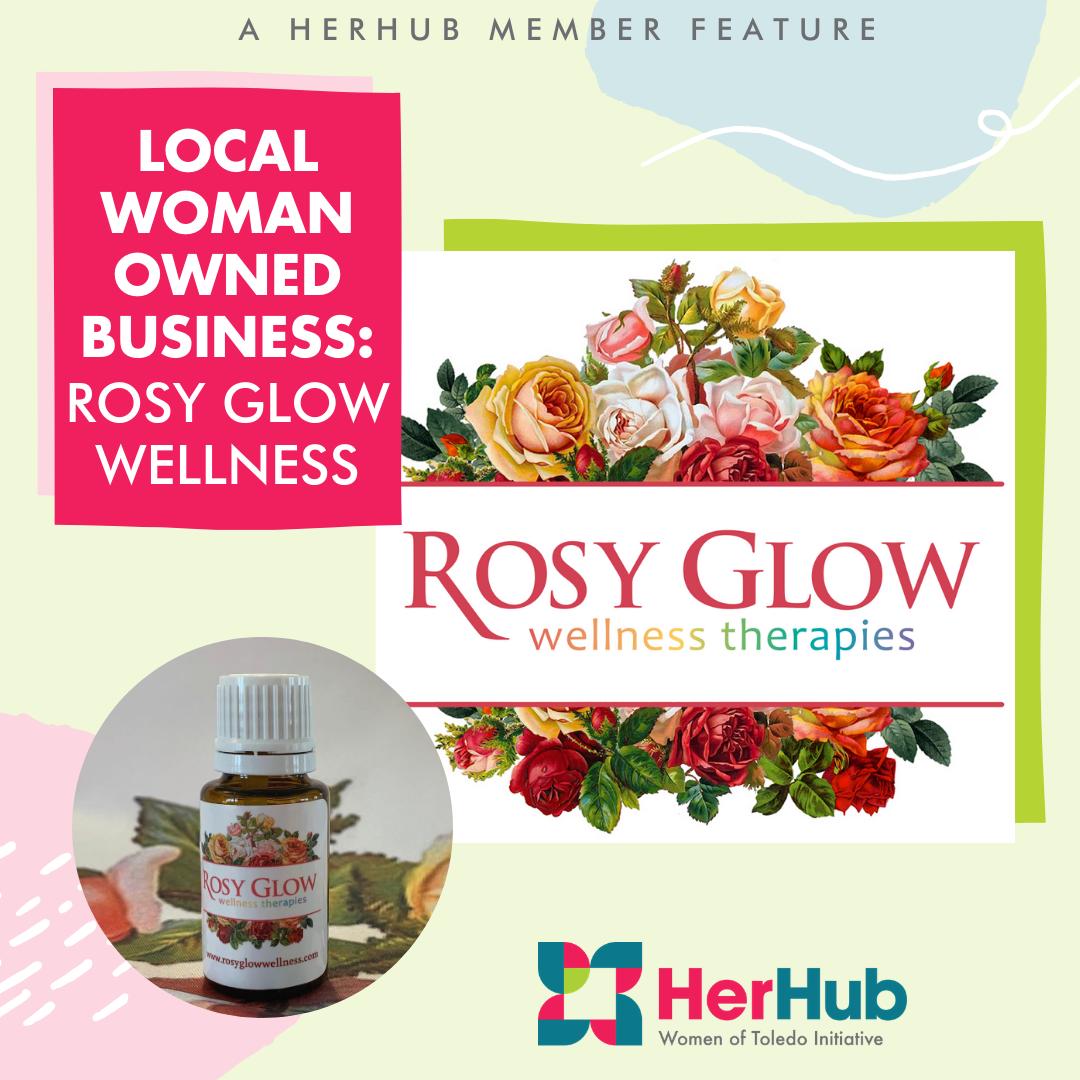 HerHub Spotlight – Margo of Rosy Glow Wellness