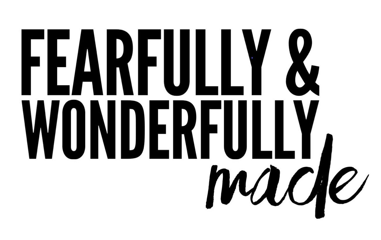 Fearfully and Wonderfully Made logo