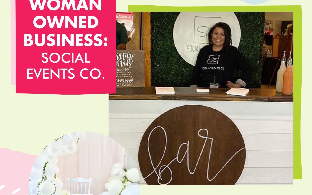 HerHub Spotlight – Gabby Wilson, owner of Social Events Co.
