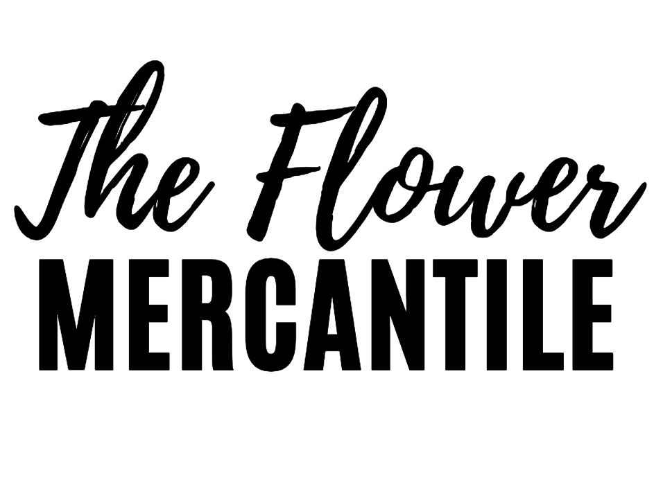 The Flower Mercantile logo
