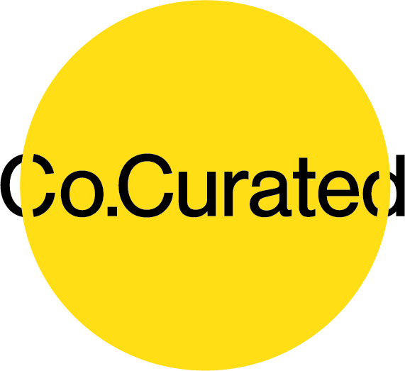 Co. Curated logo