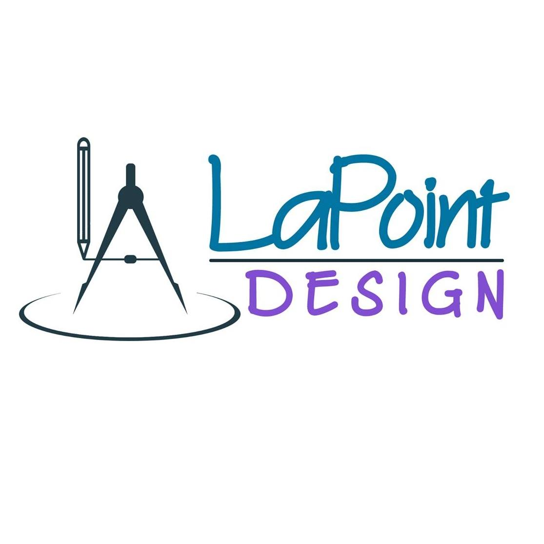 LaPoint Design logo