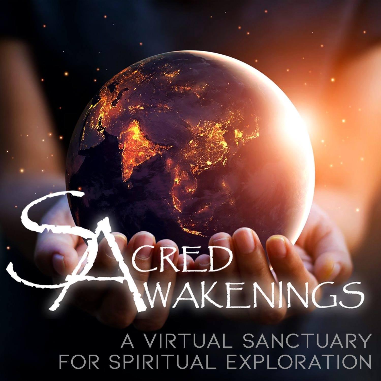 Sacred Awakenings logo