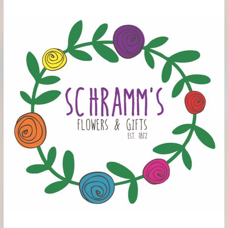 Schramm's Flowers logo