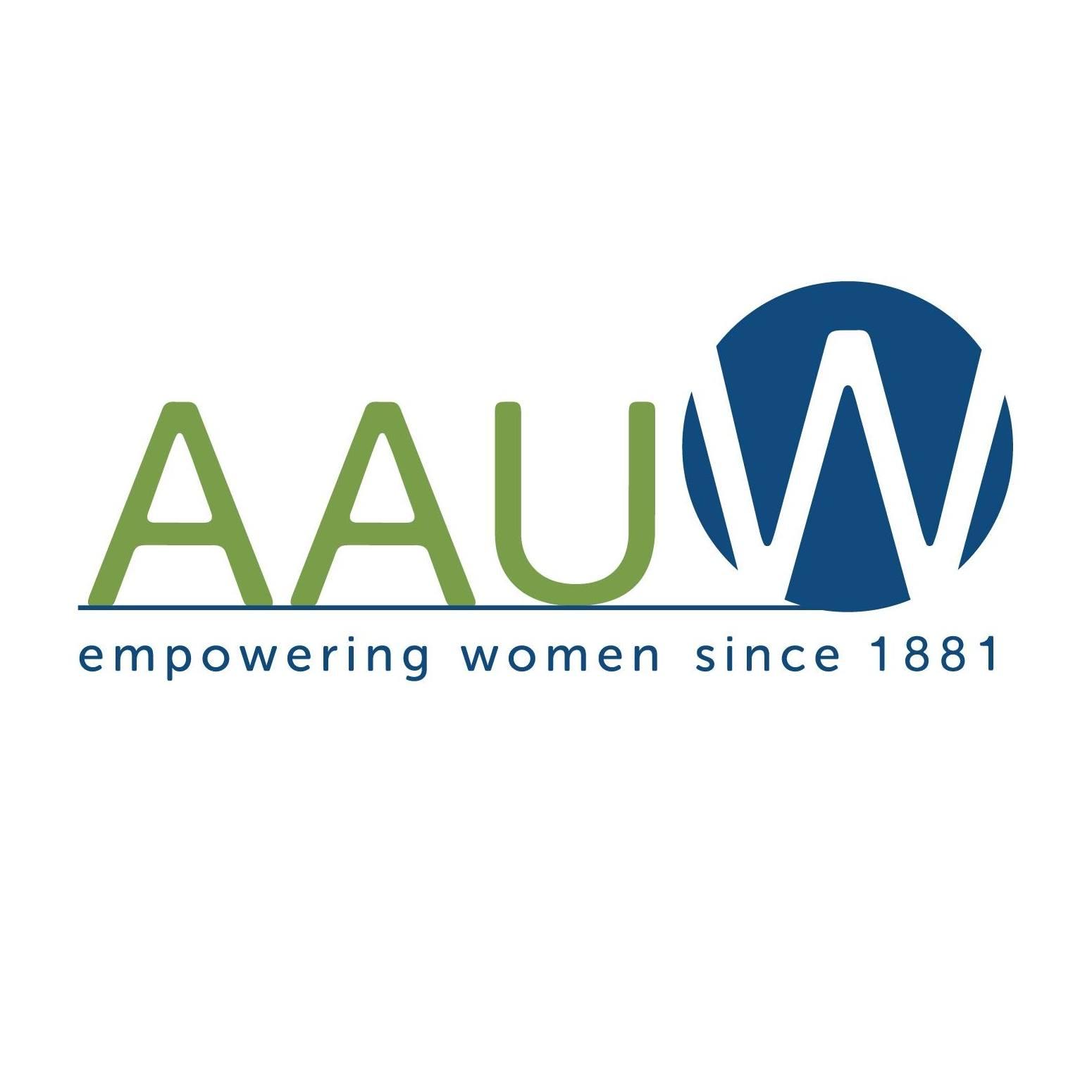 AAUW / Toledo logo