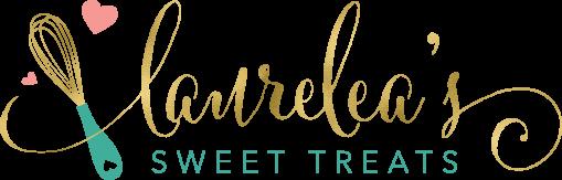 Laurelea's Sweet Treats logo