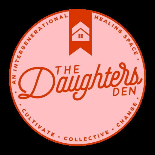 The Daughters Den logo