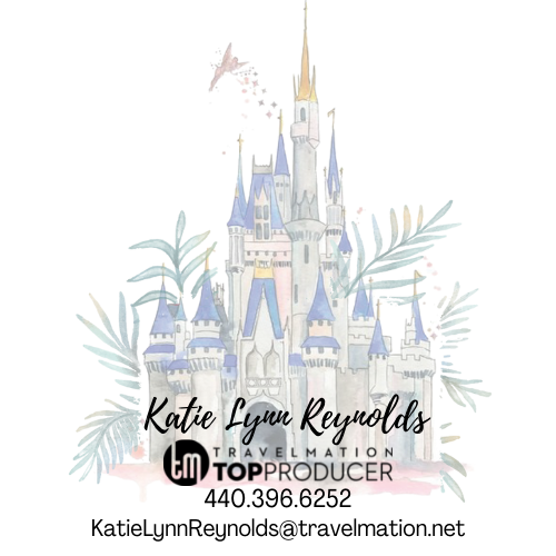 Katie Lynn Reynolds: Travel Agent with Travelmation logo